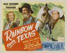 Rainbow Over Texas - Movie Poster (xs thumbnail)