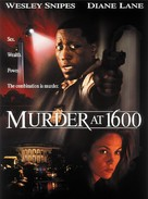 Murder At 1600 - DVD cover (xs thumbnail)