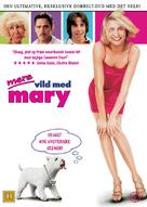 There's Something About Mary - Danish DVD movie cover (xs thumbnail)