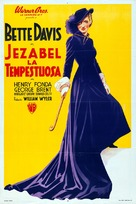 Jezebel - Argentinian Movie Poster (xs thumbnail)