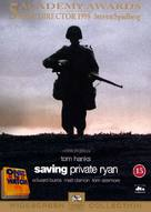 Saving Private Ryan - Danish DVD movie cover (xs thumbnail)