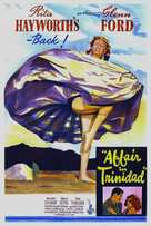 Affair in Trinidad - Australian Movie Poster (xs thumbnail)
