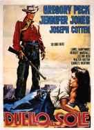 Duel in the Sun - Italian Movie Poster (xs thumbnail)