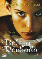Stealing Beauty - Brazilian Movie Cover (xs thumbnail)