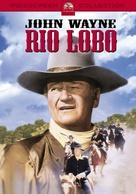 Rio Lobo - DVD cover (xs thumbnail)