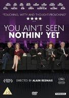 Vous n'avez encore rien vu - British DVD cover (xs thumbnail)