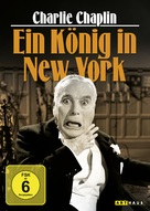 A King in New York - German Movie Cover (xs thumbnail)