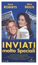 I Love Trouble - Italian Movie Poster (xs thumbnail)
