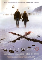 The X Files: I Want to Believe - Argentinian Movie Poster (xs thumbnail)