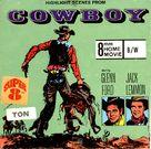 Cowboy - German Movie Cover (xs thumbnail)