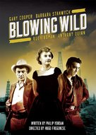 Blowing Wild - DVD cover (xs thumbnail)