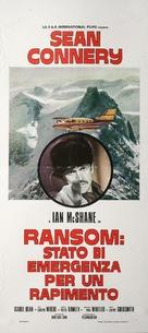 Ransom - Italian Movie Poster (xs thumbnail)