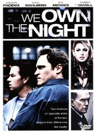 We Own the Night - DVD cover (xs thumbnail)