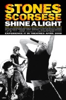 Shine a Light - Swiss Movie Poster (xs thumbnail)