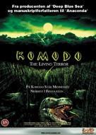 Komodo - Danish DVD cover (xs thumbnail)