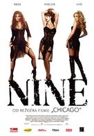 Nine - Czech Movie Poster (xs thumbnail)