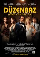 American Hustle - Turkish Movie Poster (xs thumbnail)