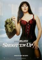 Shoot 'Em Up - German Movie Poster (xs thumbnail)