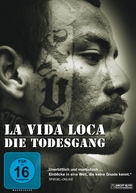 La vida loca - German Movie Cover (xs thumbnail)