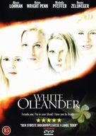 White Oleander - Danish DVD cover (xs thumbnail)
