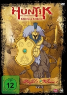 """Huntik: Secrets and Seekers"" - German DVD cover (xs thumbnail)"