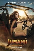 Jumanji: The Next Level - Argentinian Movie Poster (xs thumbnail)