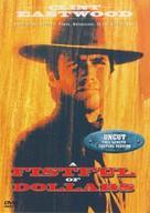 Per un pugno di dollari - DVD cover (xs thumbnail)