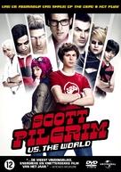 Scott Pilgrim vs. the World - Dutch DVD cover (xs thumbnail)