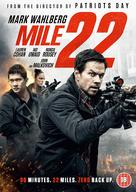 Mile 22 - British Movie Cover (xs thumbnail)