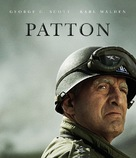 Patton - Movie Cover (xs thumbnail)