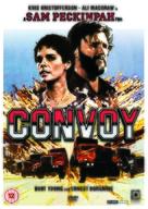 Convoy - British DVD movie cover (xs thumbnail)