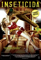 Insecticidal - Brazilian DVD cover (xs thumbnail)