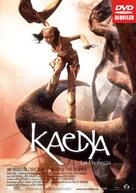 Kaena - Spanish DVD cover (xs thumbnail)