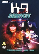 K-9 and Company: A Girl's Best Friend - British DVD cover (xs thumbnail)