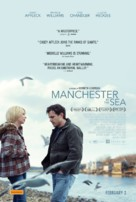 Manchester by the Sea - Australian Movie Poster (xs thumbnail)