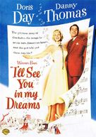 I'll See You in My Dreams - DVD cover (xs thumbnail)