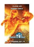 Fantastic Four - Movie Poster (xs thumbnail)