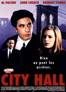 City Hall - French Movie Poster (xs thumbnail)