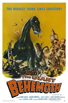 Behemoth, the Sea Monster - Movie Poster (xs thumbnail)