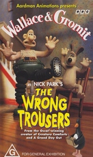 The Wrong Trousers - Australian Movie Cover (xs thumbnail)