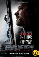 Captain Phillips - Hungarian Movie Poster (xs thumbnail)