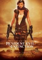 Resident Evil: Extinction - Movie Poster (xs thumbnail)