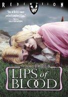 Lèvres de sang - DVD cover (xs thumbnail)