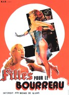 L'ultima orgia del III Reich - French Movie Poster (xs thumbnail)