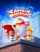 Captain Underpants - Movie Cover (xs thumbnail)
