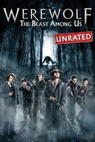 Werewolf: The Beast Among Us - DVD cover (xs thumbnail)
