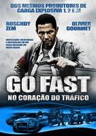 Go Fast - Brazilian DVD cover (xs thumbnail)