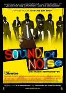 Sound of Noise - German Movie Poster (xs thumbnail)