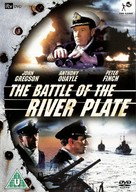 The Battle of the River Plate - British Movie Cover (xs thumbnail)