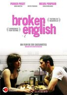 Broken English - French Movie Cover (xs thumbnail)